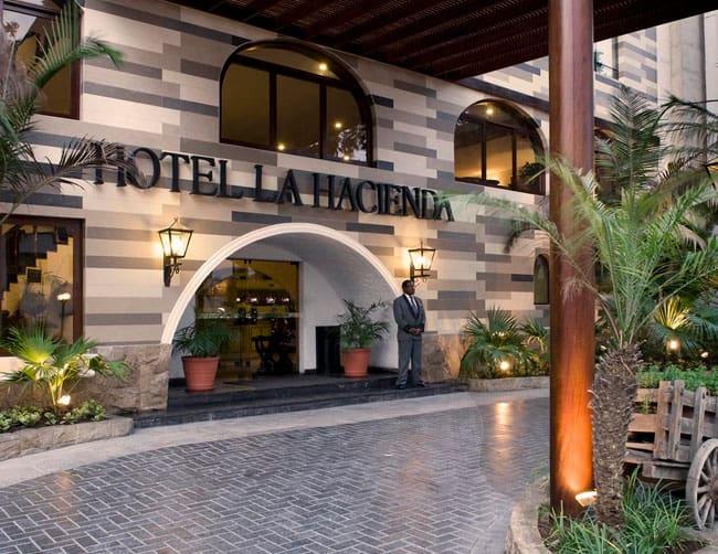 hotel la hacienda lima peru miraflores