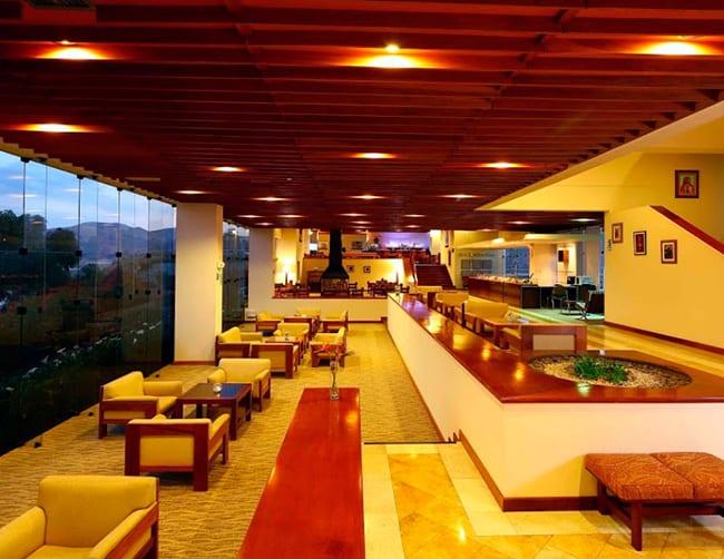 libertador titicaca lake puno hotel