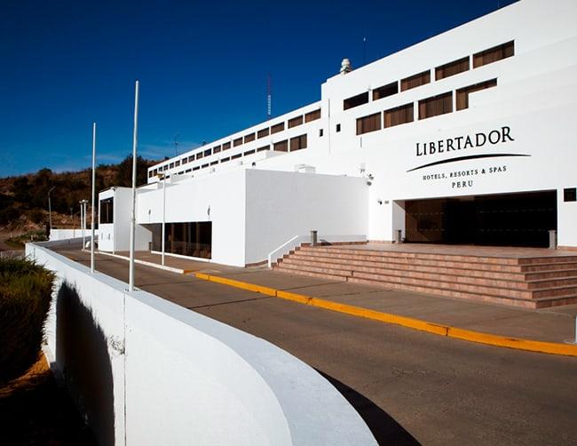 libertador lake titicaca hotels peru