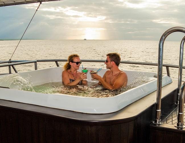 Luxury Travel to Galapagos Islands Iletours