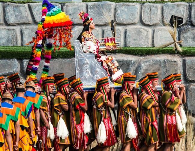 Machu Picchu Inti Raymi Festival Iletours