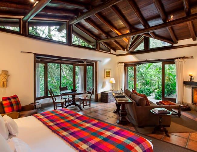 Machu Picchu pueblo Hotel