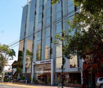 Maria Angola Hotel Lima