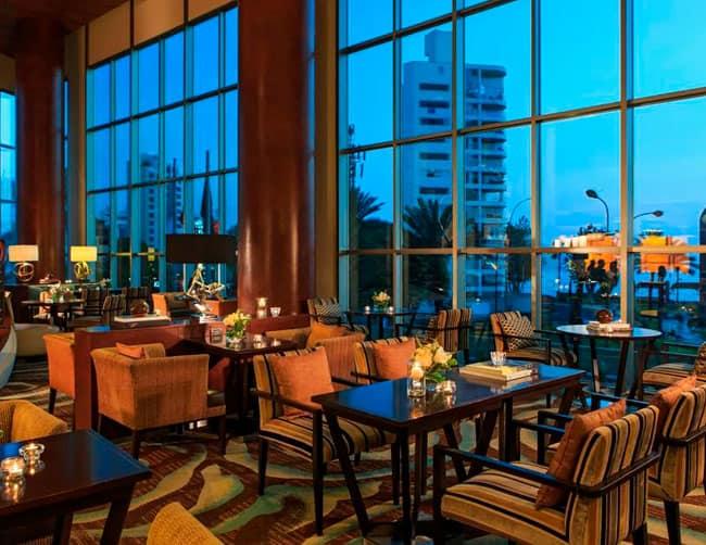 Marriott hotel lima miraflores