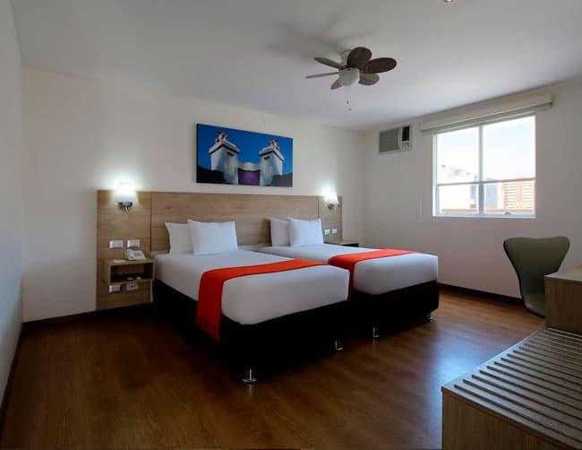hotel miraflores lima 4 estrellas