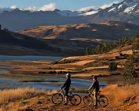 Mountain Bike Abra Malaga, Hot Springs, Machu Picchu 4 Days