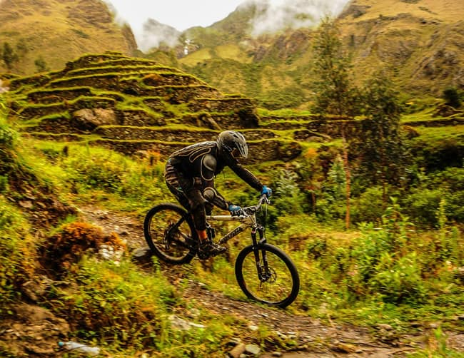 Mountain Biking Cusco Peru Iletours