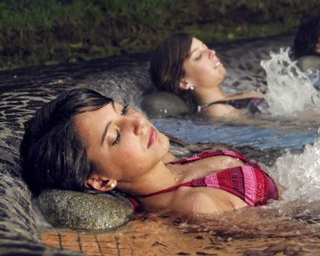 Papallacta Hot Springs Ecuador 04 Days