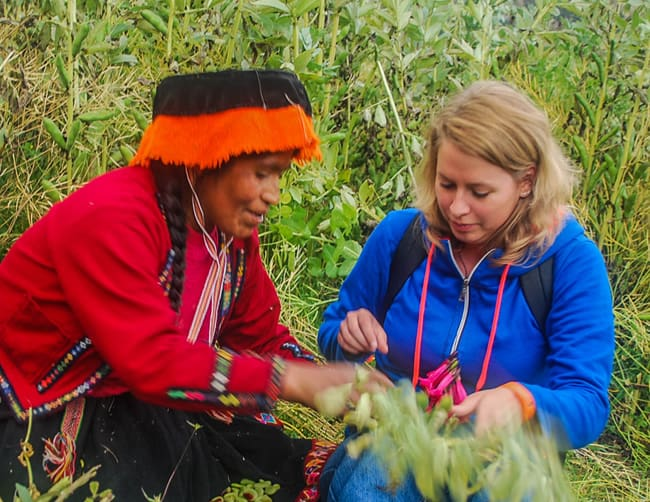 Peru Cooking Tours Iletours