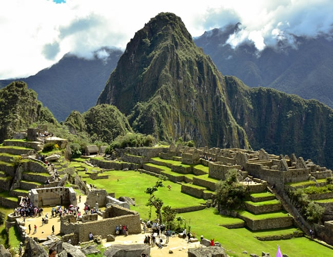 Peru Rafting Trek Iletours