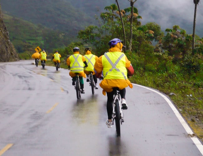 Peru Trek Holiday Iletours