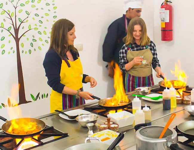Peruvian Cooking Class Cusco Iletours