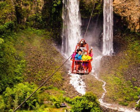 Tours Aventura  Selva Baños Ecuador 02 Días