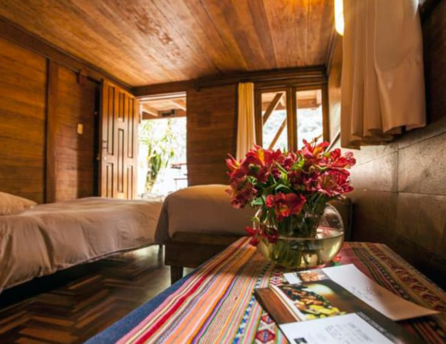 rupa wasi condor house eco lodge