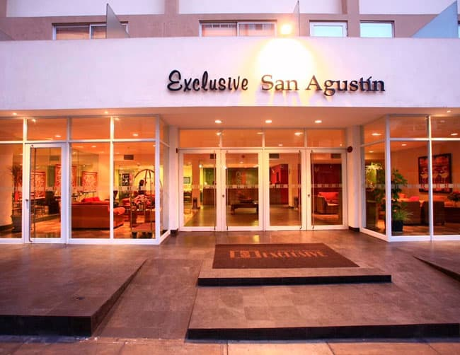 San Agustin Colonial Hotel Lima