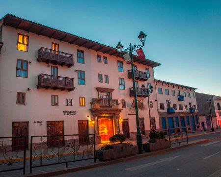 San Agustin El Dorado Hotel Lujoso Cusco 4 Estrellas