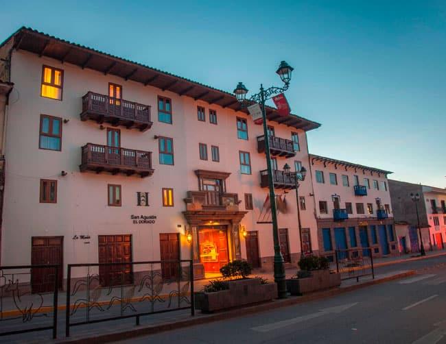 hotel san agustin el dorado cusco