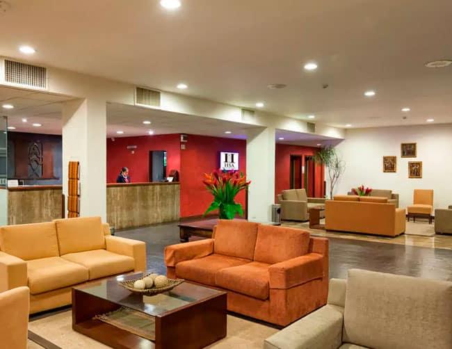 hotel san agustín lima miraflores