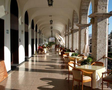 Sonesta Posada Del Inca Hotel Arequipa 4 Estrellas