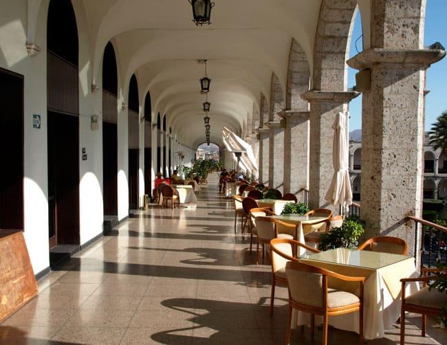 sonesta hotel arequipa