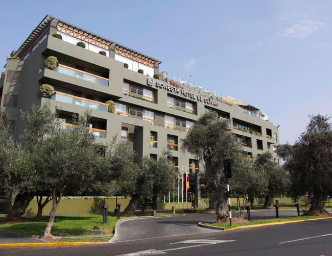 Luxury Hotel Sonesta Lima Peru