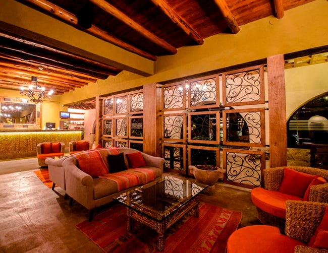 hotel sonesta posadas del inca cusco