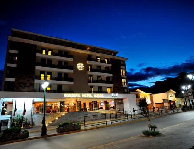 Hotel Sonesta Posadas del Inca Cusco 4 Estrelas