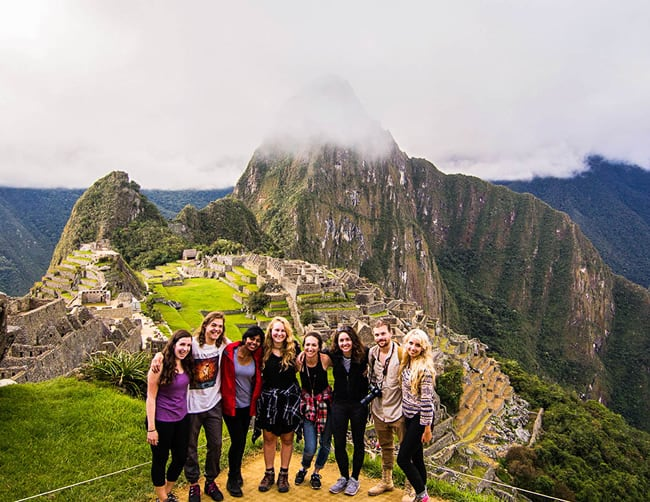 Study Abroad Programs Peru Iletours