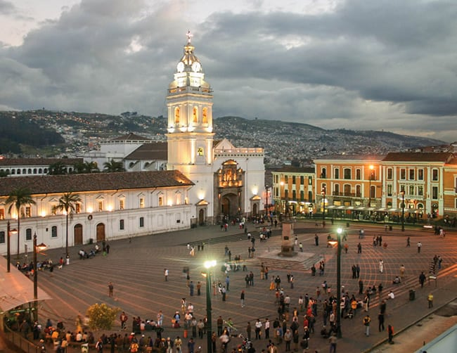 Tours of Cuenca Ecuador Iletours