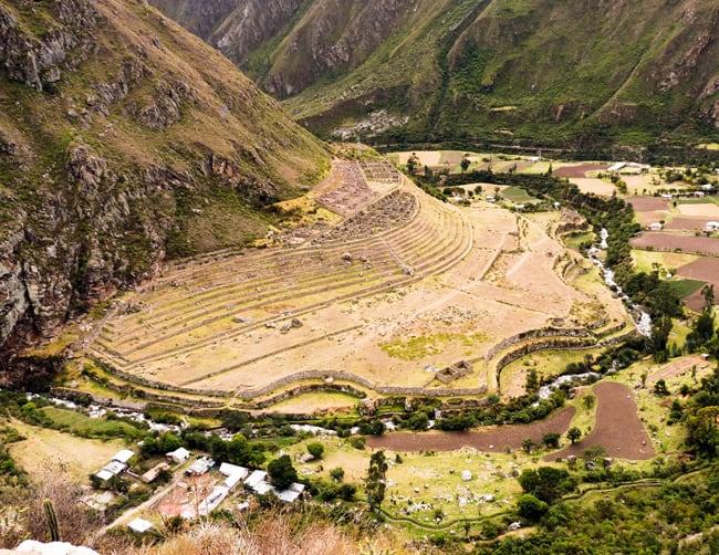 Walking Holidays Luxury Peru Iletours
