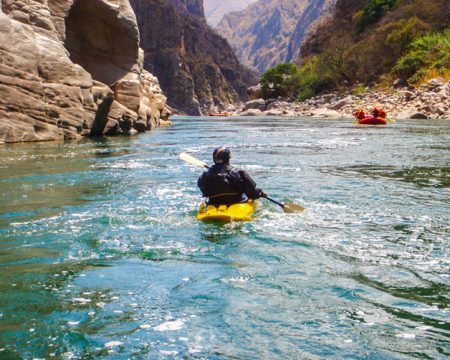 White Water River Rafting in Urubamba 2 Days