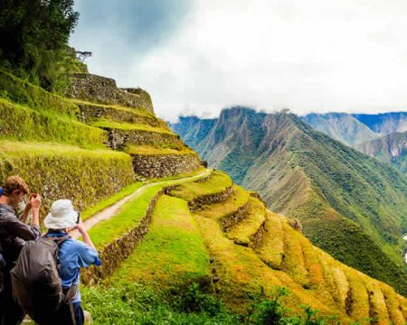 Inca Trail Hike to Machu Picchu  3 Days