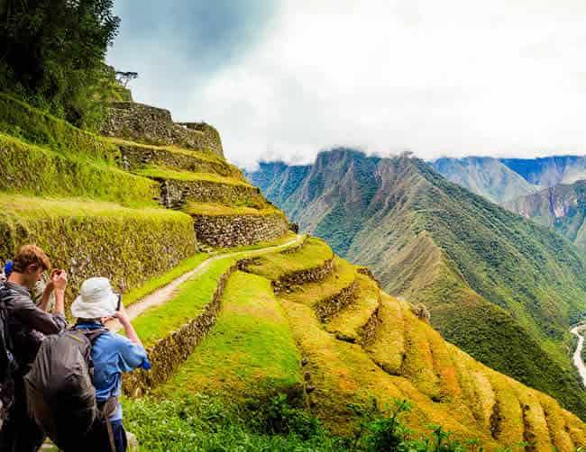 inca trail trekking holidays
