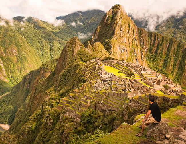 machu picchu inca trail best time