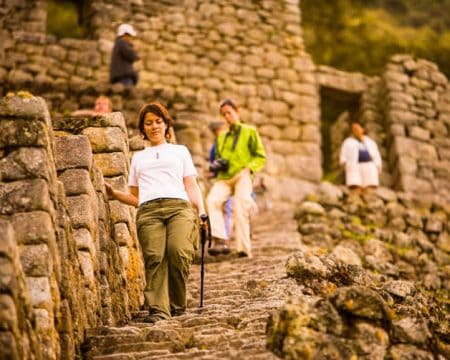 Hiking Inca Trail Machu Picchu 04 days