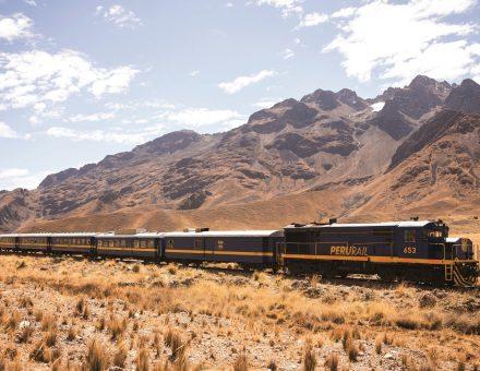 Peru has the first luxury night train in South America