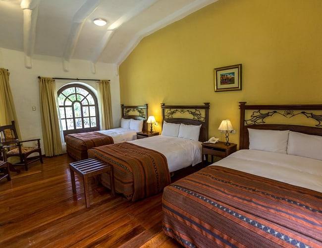 hotel hacienda del valle sagrado