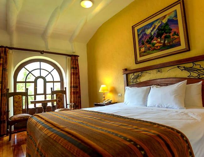 hotel hacienda valle en valle sagrado