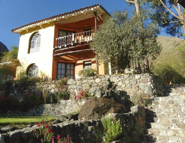 hotel hacienda del valle urubamba cusco