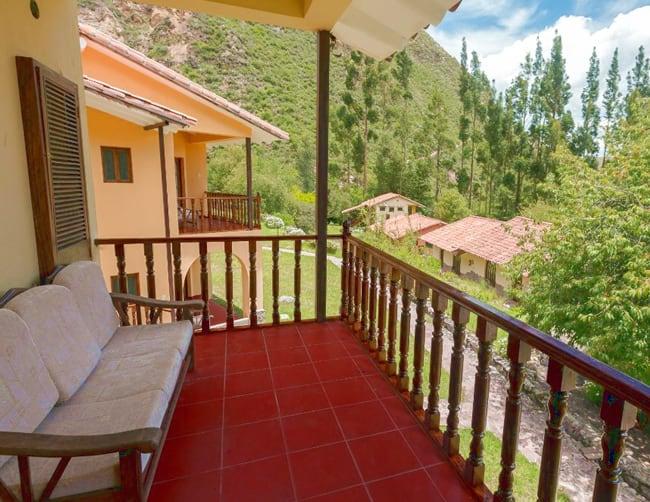 hotel hacienda del valle cusco peru