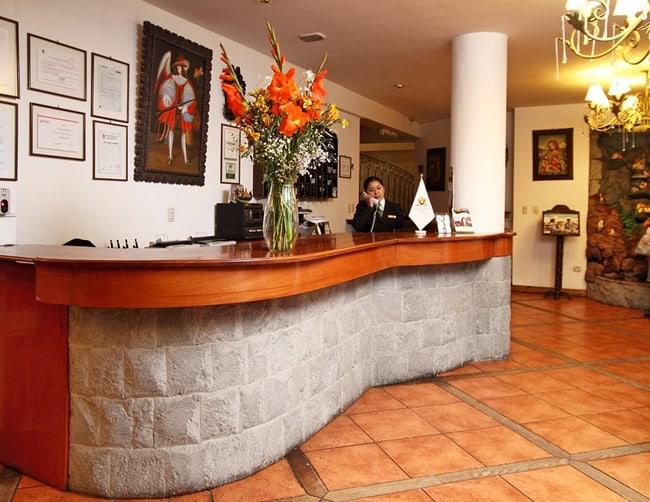 hotel hacienda plaza armas puno