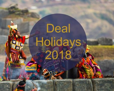 Package Deals to Peru Machu Picchu june 24 festival of the sun