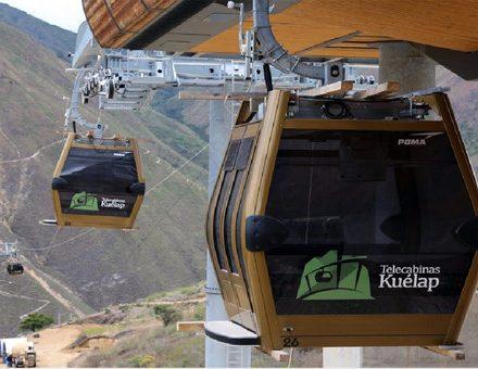 Kuélap Cable Car, Chachapoyas Amazon