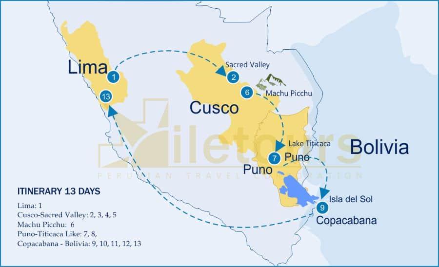 Machu-Picchu-Peru-Bolivia-Tours-Combined-13-Days