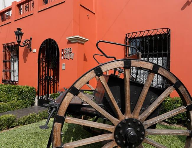Hotel Casa Suyay Lima Peru