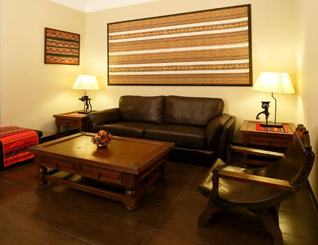 Hotel Luxury Casa Suyay Lima Peru