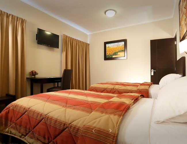Hotel Luxury Casa Suyay Miraflores Lima