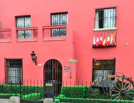 Casa Suyay Hotel Lima