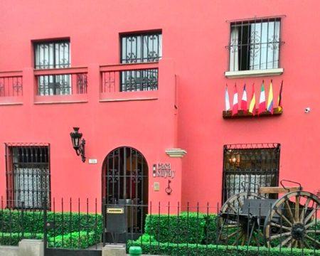 Casa Suyay Hotel Lima Luxo 3 Estrelas