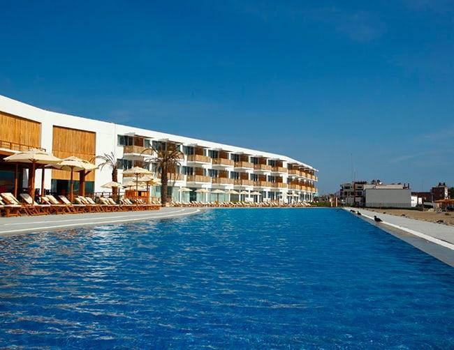 hotel san agustin paracas playa